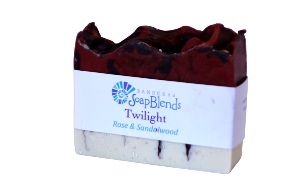 Twilight Banderas SoapBlends from Mexico