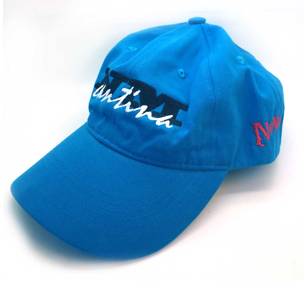 NM-Cantina B-Ball Cap OCEAN BLUE