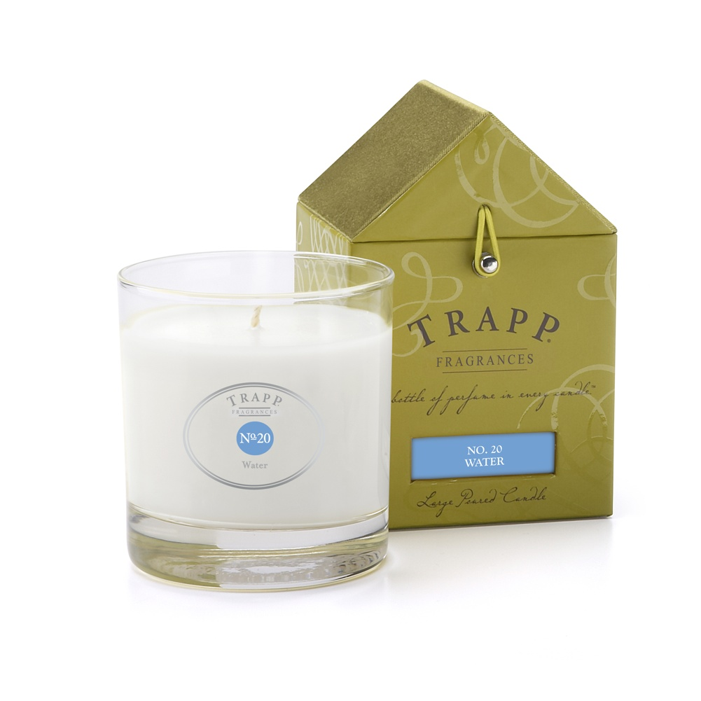 No. 20 Water 7 oz Candle