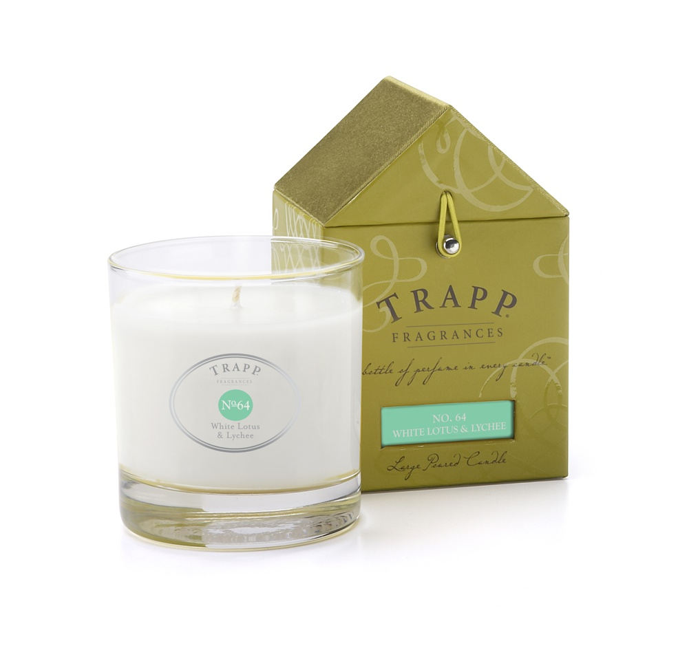 No. 64 White Lotus & Lychee 7 oz. Candle