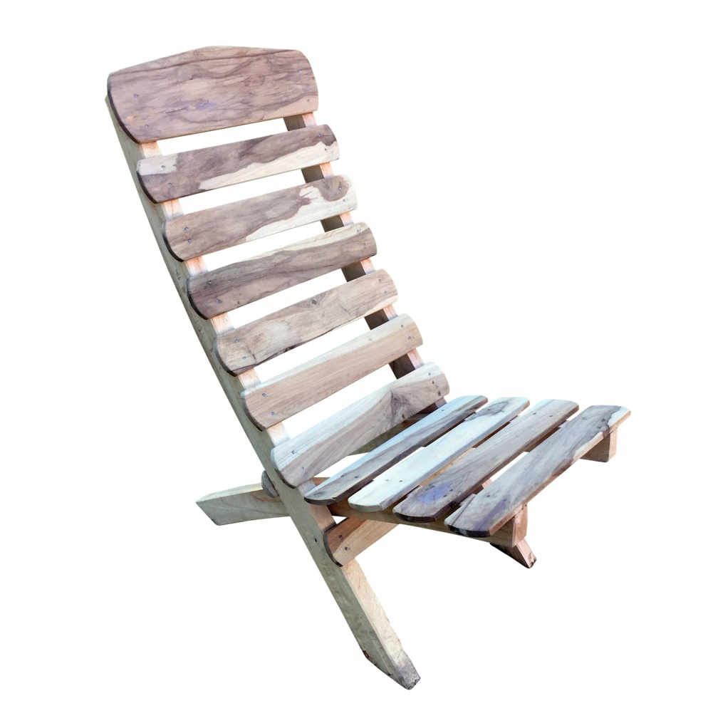 Wood Terrace Chair