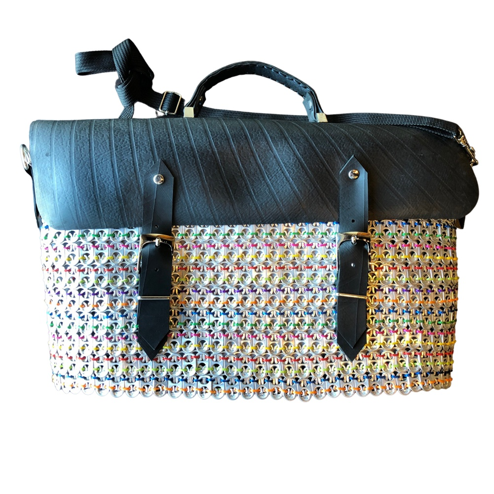 Big Brief Case Multi Color
