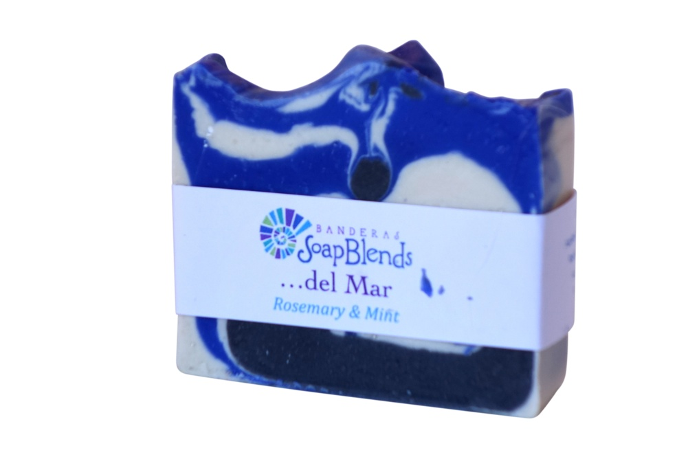 Del Mar Banderas SoapBlends from Mexico