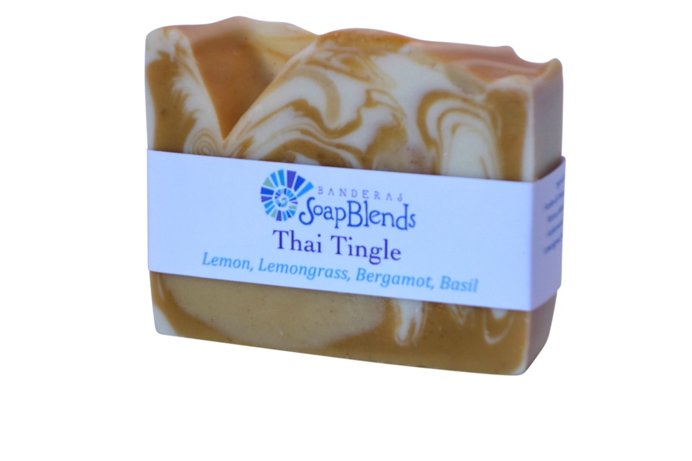 Thai Tingle Banderas SoapBlends from Mexico