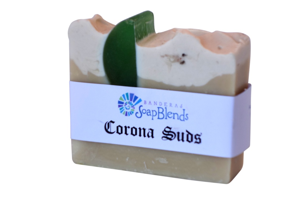 Corona Suds Banderas SoapBlends from Mexico
