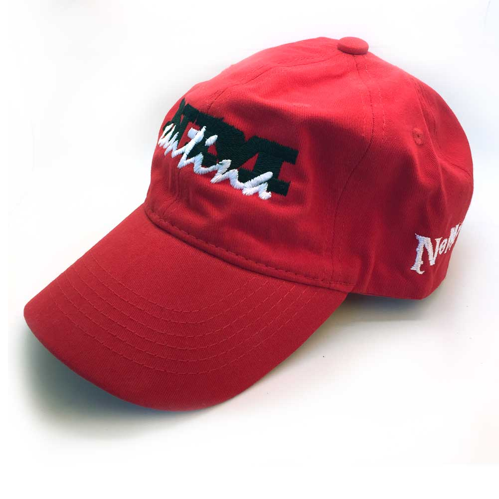 NM-Cantina B-Ball Cap RED