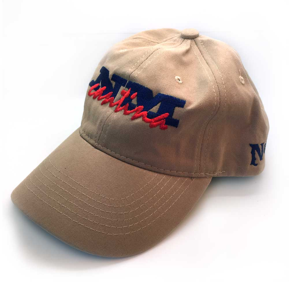 NM-Cantina B-Ball Cap TAN