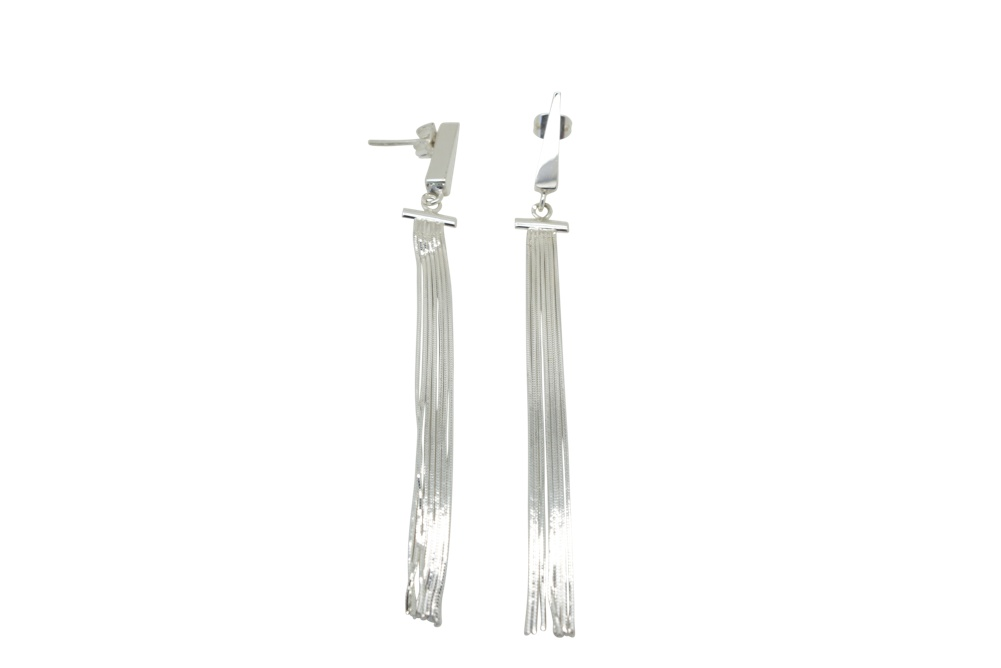 Sterling Silver Earrings 925-POST