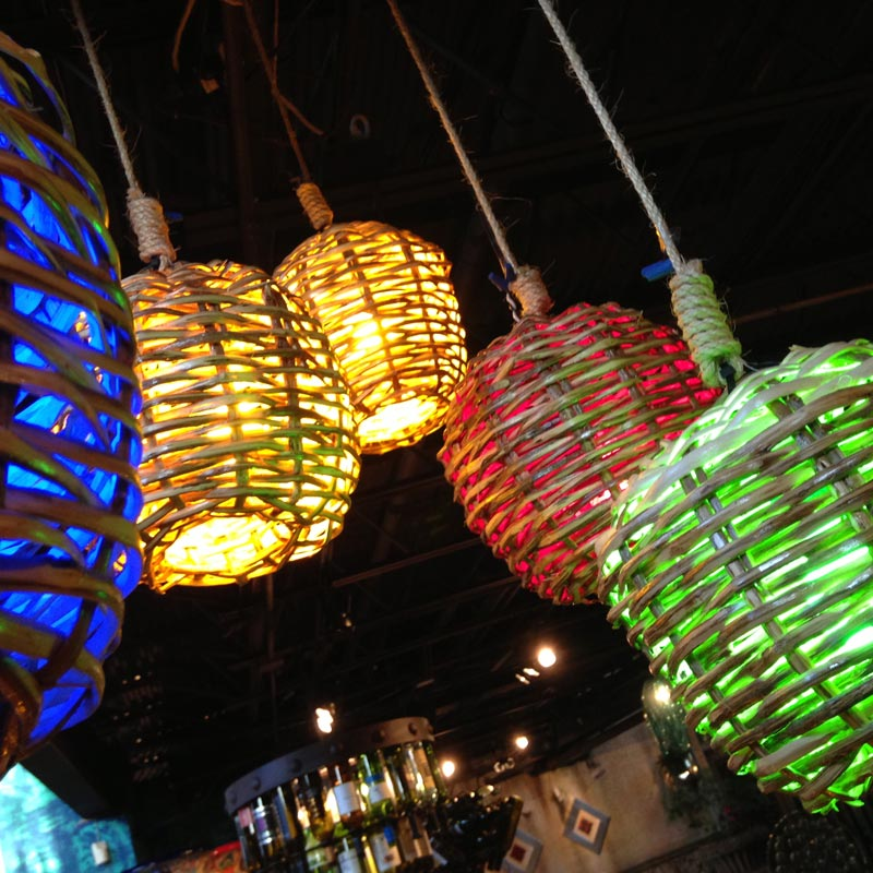 Basket Lights