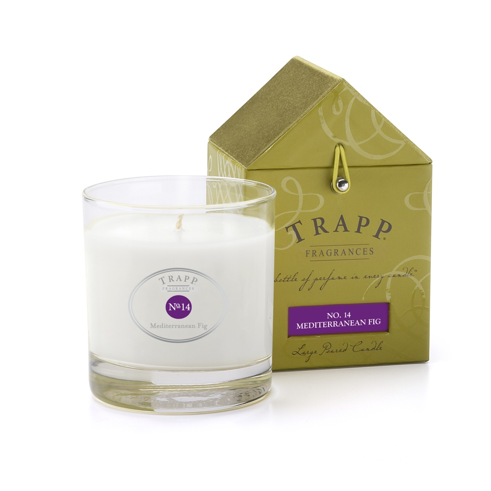 No. 14 Mediterranean Fig 7 oz Candle