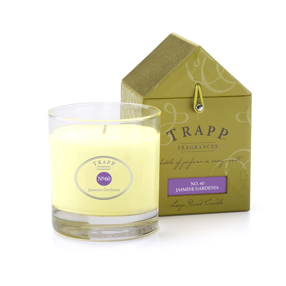 No. 60 Jasmine Gardenia 7 oz. Candle