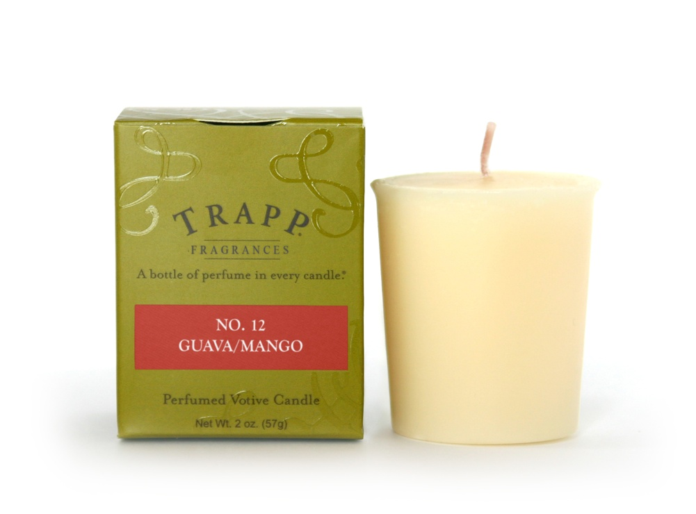 No. 12 Guava/ Mango 2 oz Candle