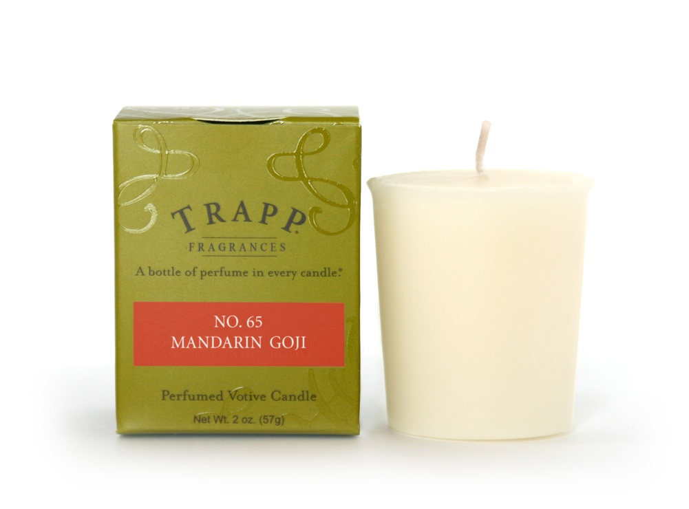 No. 65 Mandarin & Goji 2 oz Candle