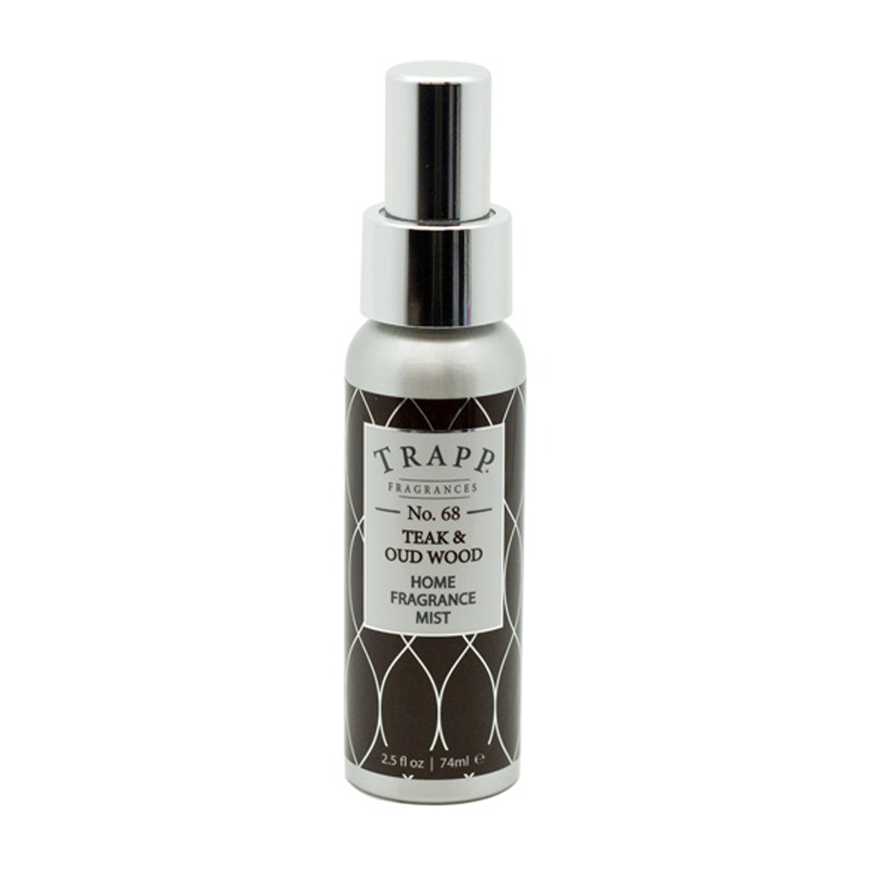 No. 68 Teak & Oud Wood 2.5 oz. Spray