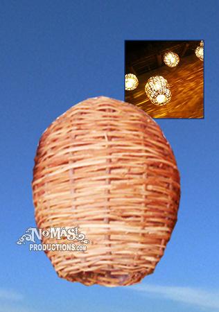Basket Light Nasa Small No Mas Productions