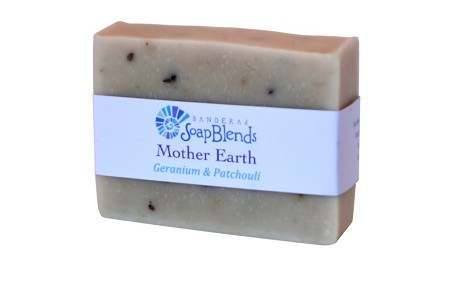 Mother Earth Banderas SoapBlends from Mexico