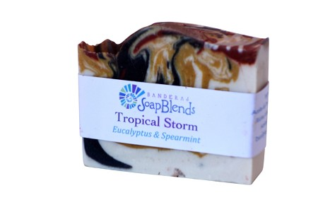 Tropical Storm Banderas SoapBlends from Mexico