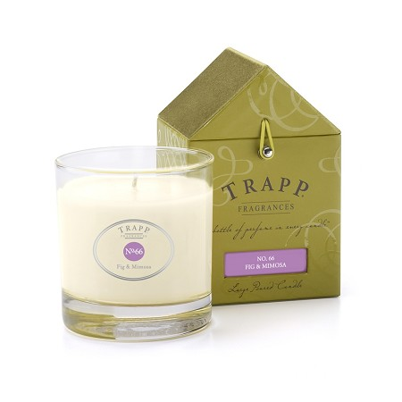 No. 66 Fig & Mimosa 7 oz. Candle