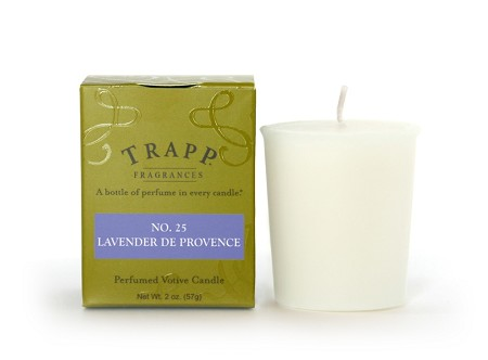 No. 25 Lavender 2 oz Candle