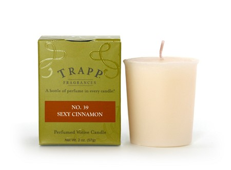 No. 39 Sexy Cinnamon  2 oz Candle