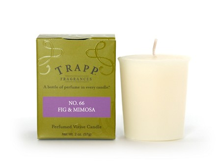 No. 66 Fig & Mimosa 2 oz Candle